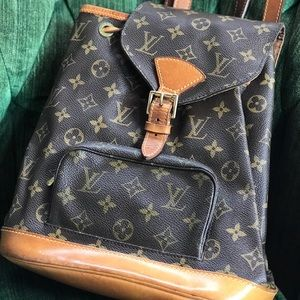 57366f3fda03 Louis Vuitton Bags - Louis Vuitton Mini Backpack